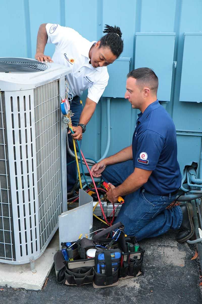 AC Repair and HVAC Repair in Boca Raton, Boynton Beach, Coral Springs