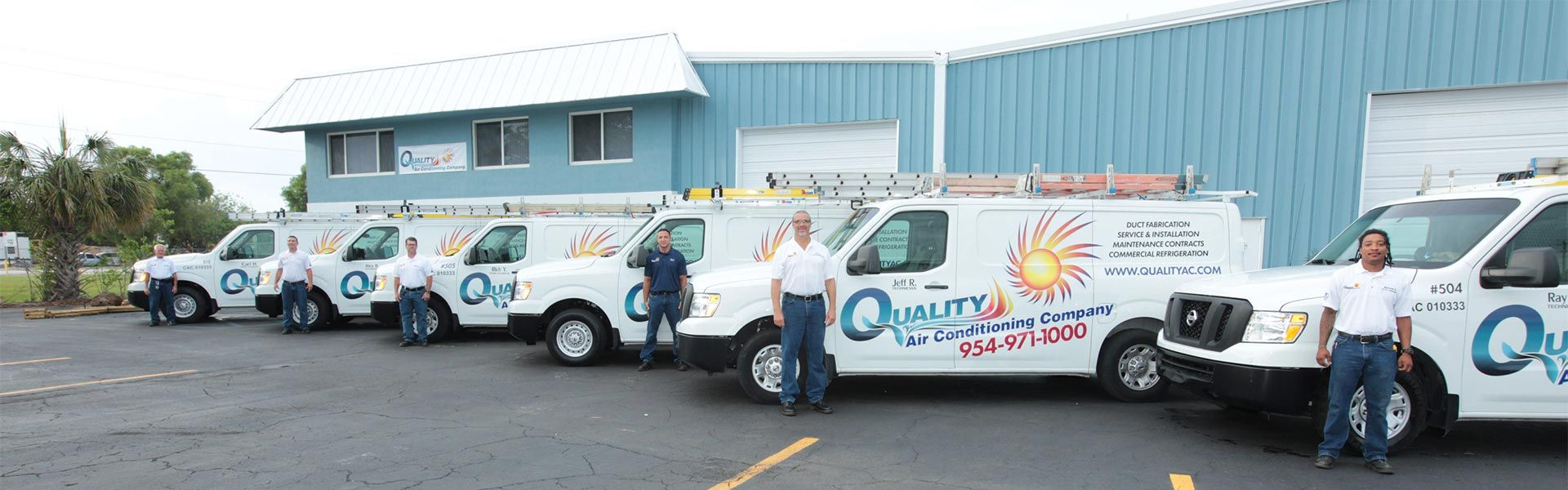 Quality AC Service Team
