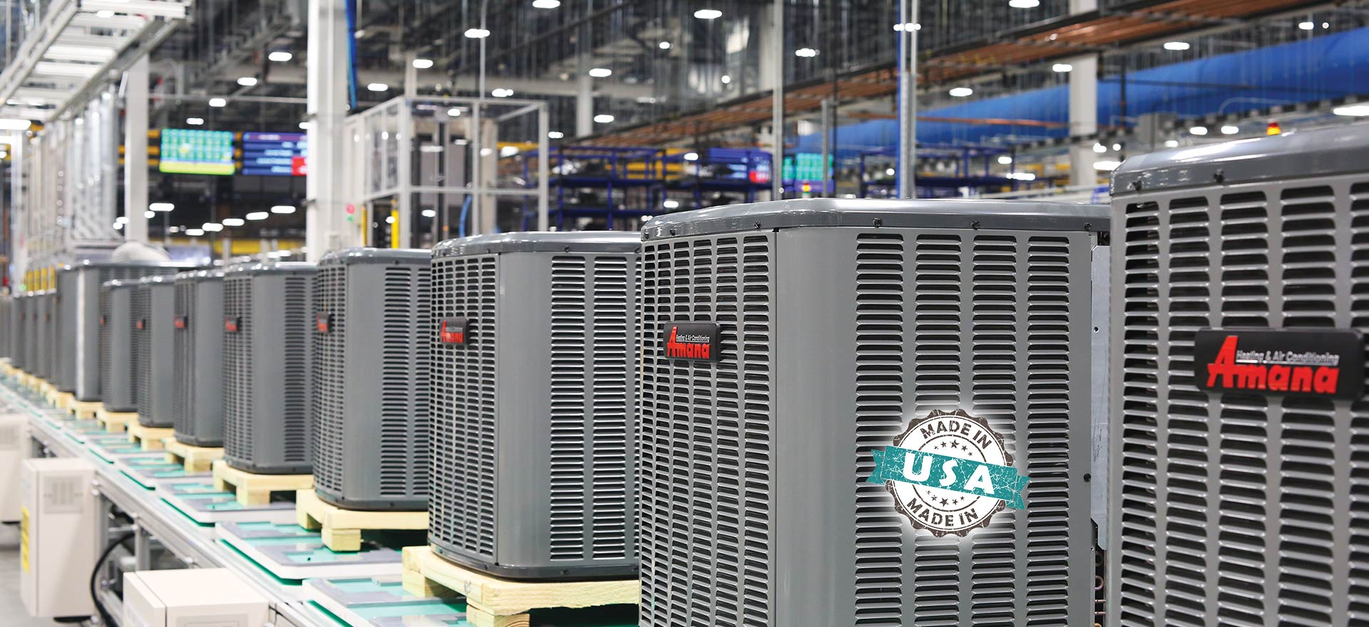 Quality AC Amana Air Conditioning