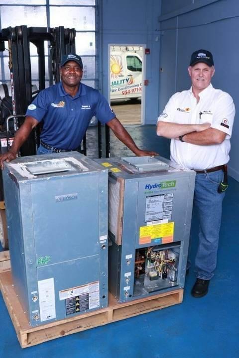 AC Repair in Fort Lauderdale, FL